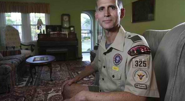 Greg Bourke – Ousted Scoutmaster